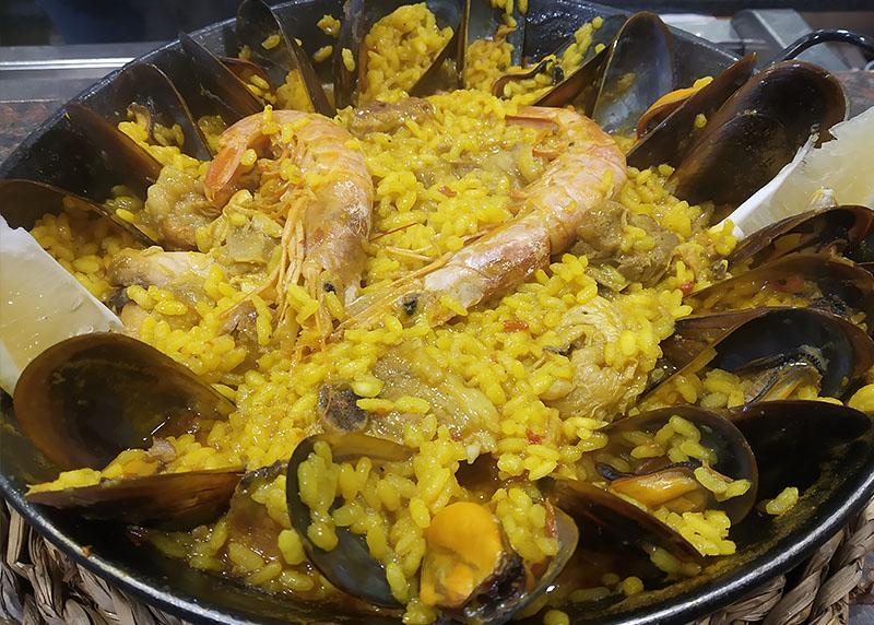 Restaurant Can Santos